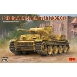 Pz.Kpfw.VI (7,5cm) Ausf.B...