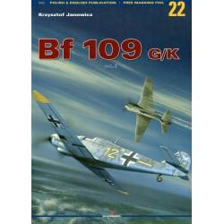 Monographs 22: Bf 109 G/K...