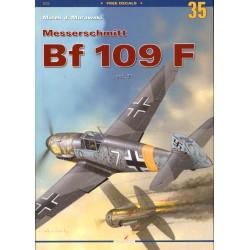 Monographs 35: Bf 109 F vol.II