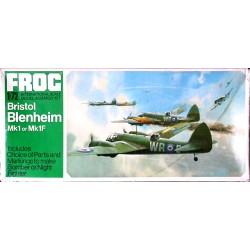 Bristol Blenheim Mk1 or Mk1F