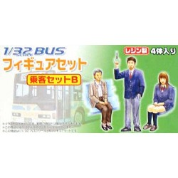 Figure Set Bus Passenger B