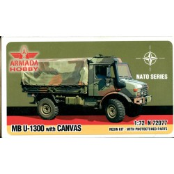 MB U-1300 with Canvas