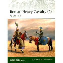 Roman Heavy Cavalry (2) AD...