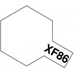 Tamiya XF-86 Flat clear