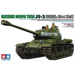 Russian heavy tank JS-2...
