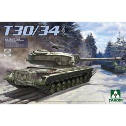 U.S. Heavy Tank T30/34