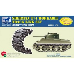 Sherman T74 Workable Track...