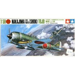 Nakajima Ki-44 Shoki (Tojo)...