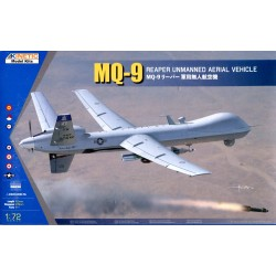 MQ-9 Reaper Unmanned aerial...