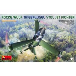Focke Wulf Triebflugel VTOL...
