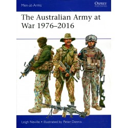 The Australian Army at War...