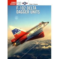 F-102 Delta Dagger Units