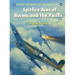 Spitfire Aces of Burma and...