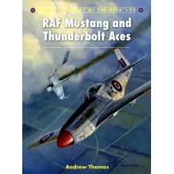 RAF Mustang and Thunderbolt...