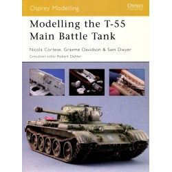 Modelling the T-55 Main...