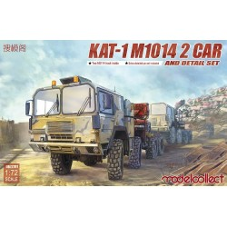 KAT-1 M1014 2 car and...