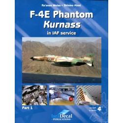 F-4E Phantom 'Kurnass' in...