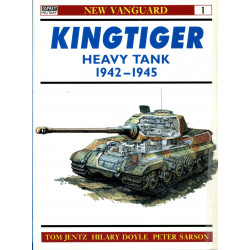 King Tiger Heavy Tank...