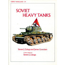 Soviet Heavy Tanks