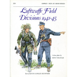Luftwaffe Field Divisions...
