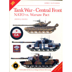 Tank War - Central Front:...