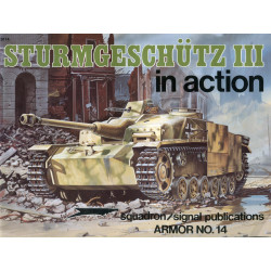 Sturmgeschütz in Action