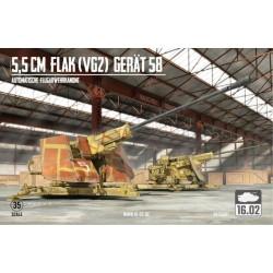 5,5cm Flak (VG2) Gerät 58...