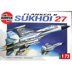Flanker B Sukhoi 27