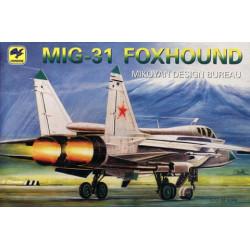 MiG-31 FOXHOUND MIKOYAN...