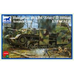 Hungarian 40/43M 'Zrinyi'...