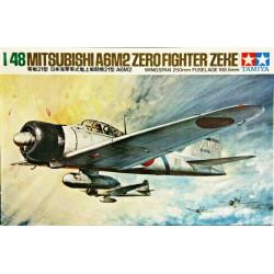 Mitsubishi A6M2 Zero...