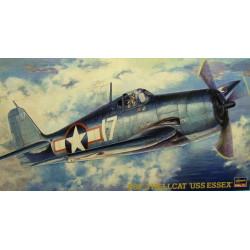 """Grumman F6F-3 Hellcat """"USS..."""