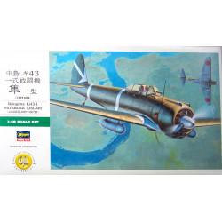 Nakajima Ki43-I Hayabusa...