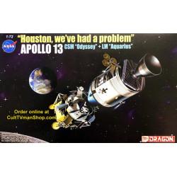 Apollo 13 CSM & LM 50th...