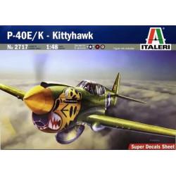 P-40E/K - Kittyhawk