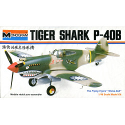 Tiger SHARK P-40B The...