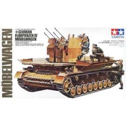German Flakpanzer IV...