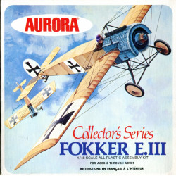 Collector's Series Fokker...