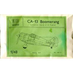 CA-13 Boomerang Australian...