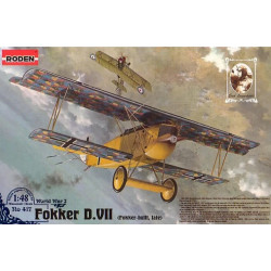 Fokker D.VII Fokker built,...