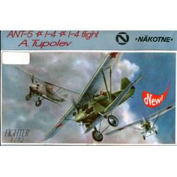 Tupolev I-4 / ANT-5 / I-4Z