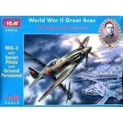 MiG-3 Great Aces - N.Krasnov