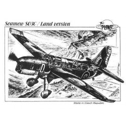 Curtiss Seamew SO3C (land...