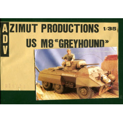 US M8 Greyhound