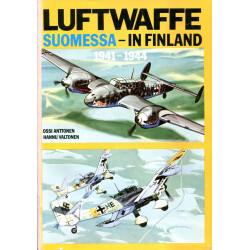 Luftwaffe Suomessa - In...