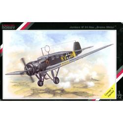 """Junkers W 34 Hau """"Bramo Motor"""""""