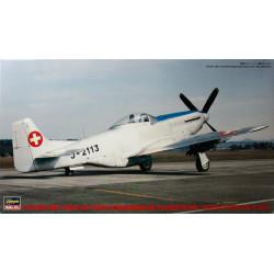 P-51D Mustang Swiss Air Force