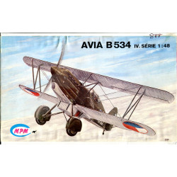 Avia B 534 IV. Serie
