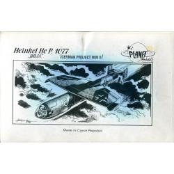 """Heinkel He P.1077 """"Julia"""""""