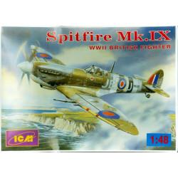 Spitfire Mk.IX WWII British...